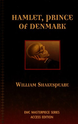 9780821916339: Hamlet: Prince of Denmark (The Emc Masterpiece Series Access Editions)
