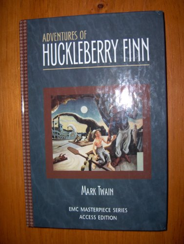 9780821916391: The Adventures of Huckleberry Finn (EMC Masterpiece Series, Access Edition)