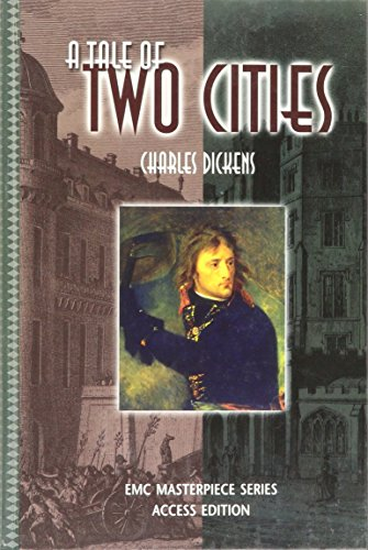 A Tale of Two Cities (Emc Masterpiece Series) (0821916513) by Charles Dickens; Robert D. Shepherd