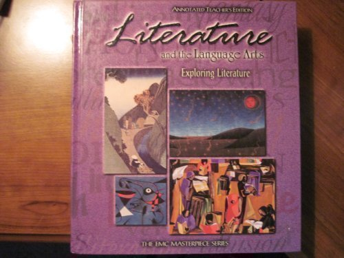 9780821920497: Literataure and the Language Arts, Grade 7: Exploring Literature, Annotated Teacher's Edition