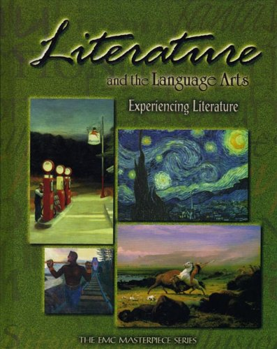 9780821921067: Experiencing Literature: Literature and the Language Arts;Emc Masterpiece