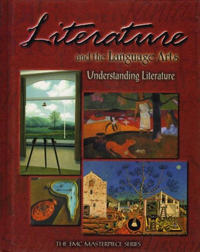 9780821921357: Literature of the Language Arts: Level 10