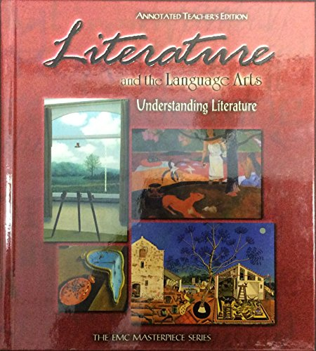 Literature and the Language Arts; Understanding Literature (Annotated Teacher's Edition): Al, ...