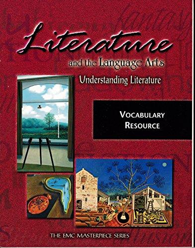 9780821921463: Literature and Language Arts Understanding Literature Vocabulary Resource
