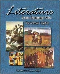 9780821921647: Literature and the Language Arts: The American Tradition (The EMC Masterpiece Series)