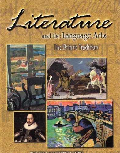 9780821921937: Literature and the Language Arts: The British Tradition (The Emc Masterpiece Series)