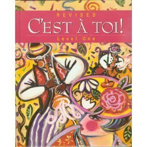 9780821922552: Cest a Toi Level One (French Edition)