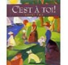 9780821922613: C Est a Toi: Level 2 Grammar and Vocabulary Exercises (French Edition)