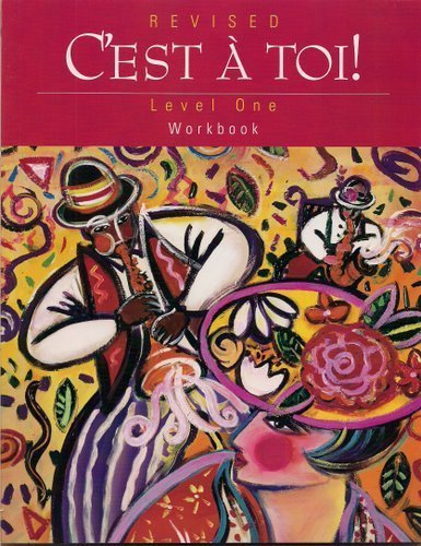9780821922651: Cest a Toi Level One (French Edition) workbook