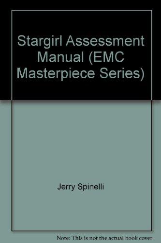 9780821925058: Stargirl Assessment Manual (EMC Masterpiece Series)