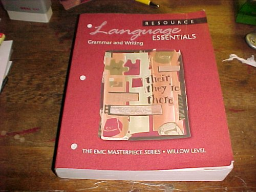 9780821925270: Language Essentials Resource Willow Level Grammar and Writing