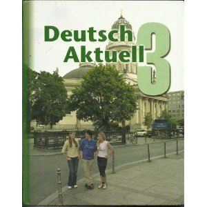 9780821926055: Deutsch Aktuell: Level 3 (German Edition)