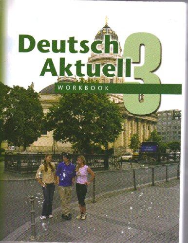 9780821926086: Workbook Deutsch Aktuell: Level 3 (German Edition)