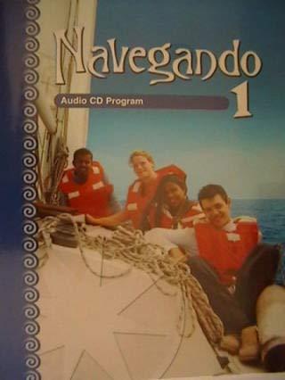 9780821928172: Navegando 1 Audio CD Program Manual