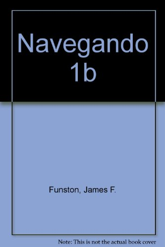 9780821928325: Navegando 1b (Spanish Edition)