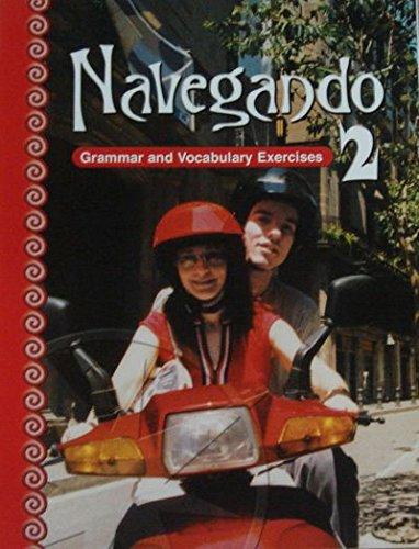 9780821928462: Navegando, Level 2: Grammar and Vocabulary Exercises (Spanish Edition)
