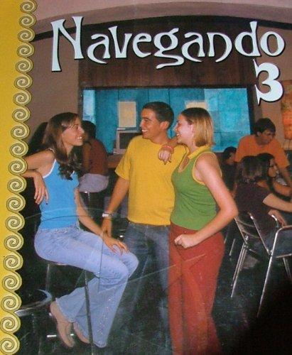 9780821928646: Navegando 3 (Spanish Edition)