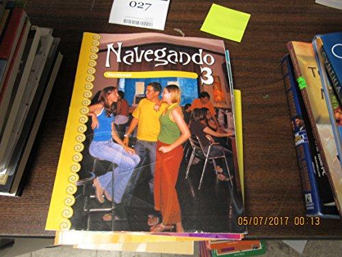 9780821928677: Navegando 3 (Spanish Edition)