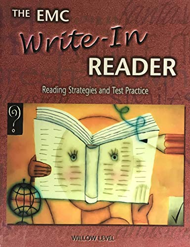 9780821929162: EMC Write-In Reader: Reading Strategies and Test Practice