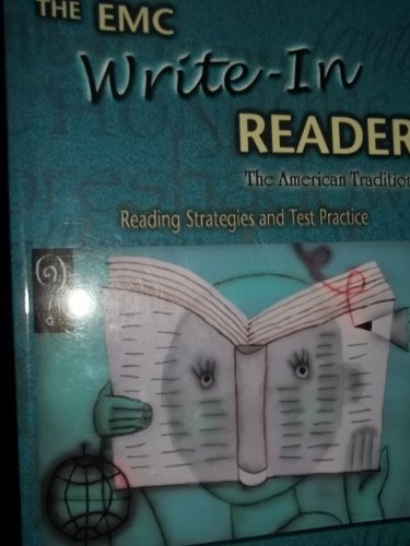 9780821929186: EMC Write-In Reader: Reading Strategies and Test Practice