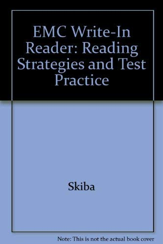 9780821929209: EMC Write-In Reader: Reading Strategies and Test Practice