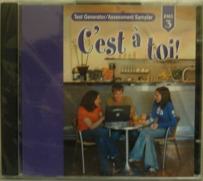 C'est A Toi!: Level 3 (French Edition)