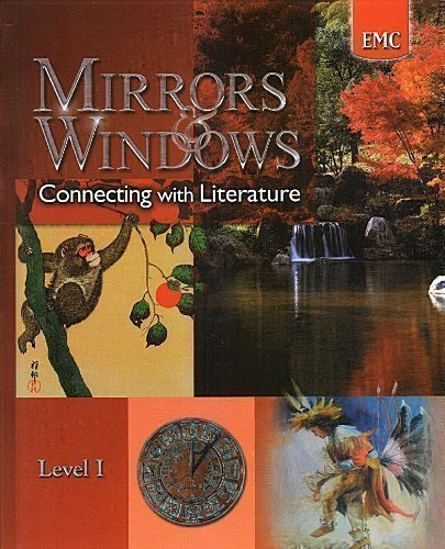 9780821930465: Mirrors & Windows: Connecting with Literature Level I - Annotated Student's Edition (Hardcover)