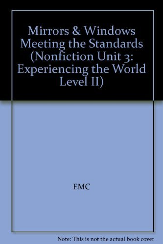 9780821930854: Mirrors & Windows Meeting the Standards (Nonfiction Unit 3: Experiencing the World Level II)