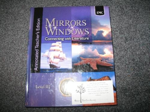 9780821931073: Mirrors & Windows: Connecting with Literature Level III - Annotated Teacher's Edition
