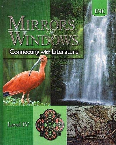 9780821931332: Mirrors & Windows: Connecting with Literature, Level 4