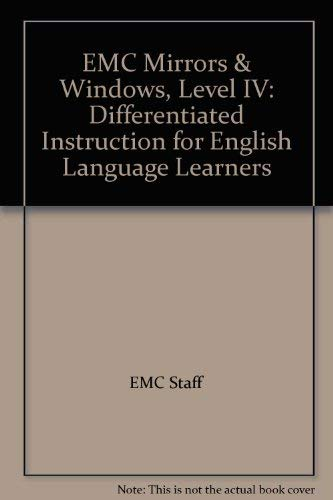 Emc Mirrors Windows Level Iv Differentiated Instruction For