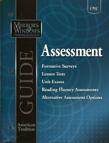 9780821931943: EMC Mirror & Windows, American Tradition: Assessment