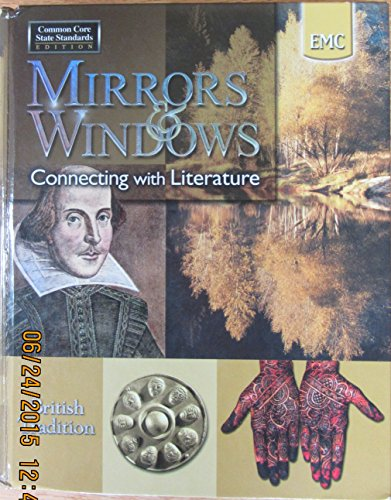 9780821932179: Mirrors & Windows: Connecting with Literature, British Tradition