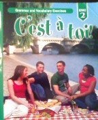 9780821932926: C'est a Toi: Level 2 Grammar And Vocabulary (French Edition)