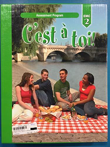 9780821932964: C'est a Toi!, Level 2, 2nd Edition, Assessment Program