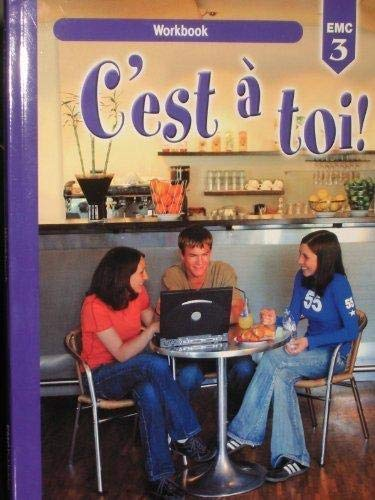9780821933138: C'est a Toi Workbook: Level 3 (French Edition)