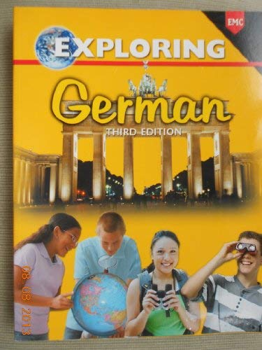 9780821934845: Exploring German (German Edition)