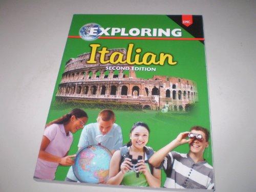 9780821934890: Exploring Italian (Italian Edition)