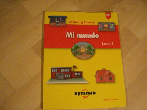 9780821936634: Mi Mundo Beginning Spanish Level 3