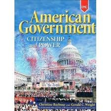 9780821937181: American Government Citizenship and Power