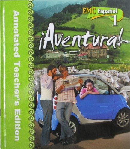 9780821939680: Aventura! EMC Espanol 1 Annotated Teacher's Edition