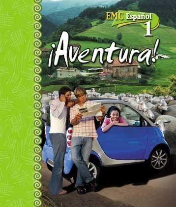 9780821939697: Aventura, Level 1 Workbook (Spanish Edition)