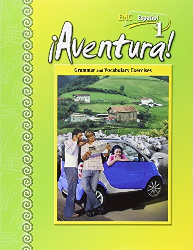 9780821939758: Aventura: Level 1 Grammar and Vocabulary Exercises (Spanish Edition)