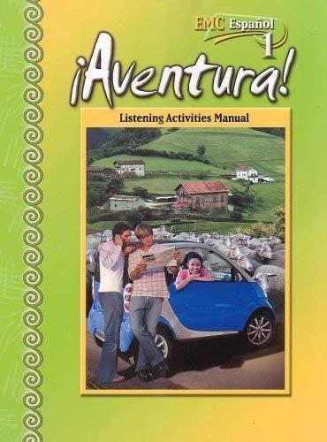 9780821939857: Aventura-Listening Activities Manual (Espanol 1)