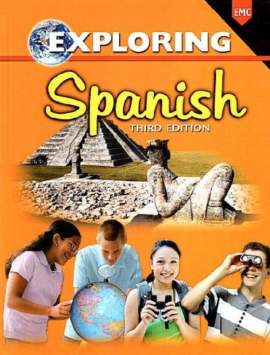 9780821940396: Exploring Spanish, 3rd Edition (Spanish and English Edition)