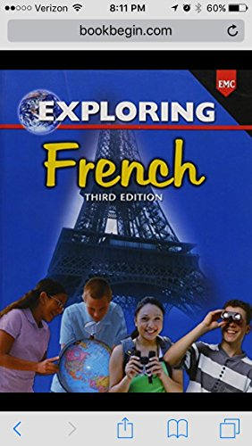 9780821940402: Exploring French (French Edition)