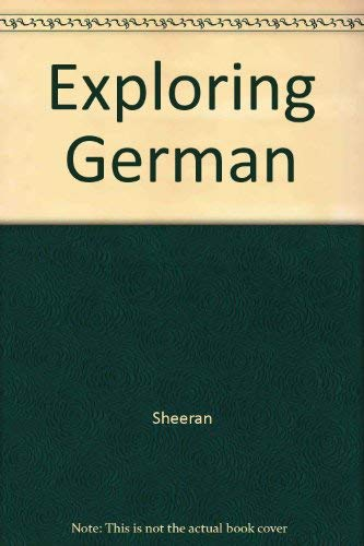 9780821940419: Exploring German (German Edition)