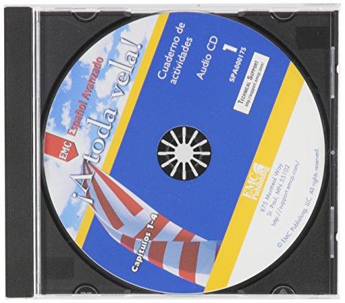 9780821940549: A Toda Vela 5 workbook audio CD package (A Toda Vela)