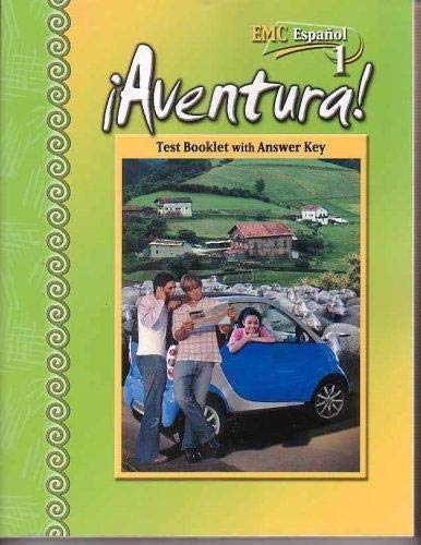9780821940952: Aventura-Test Booklet with Answer Key (Espanol 1)