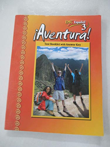9780821941010: Aventura! Test Booklet with Answer Key (Espanol 3)